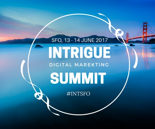 Salesgasm Announces VSA Partners as the Diamond Sponsor of the Intrigue Summit, June 13-14, 2017, in San Francisco
